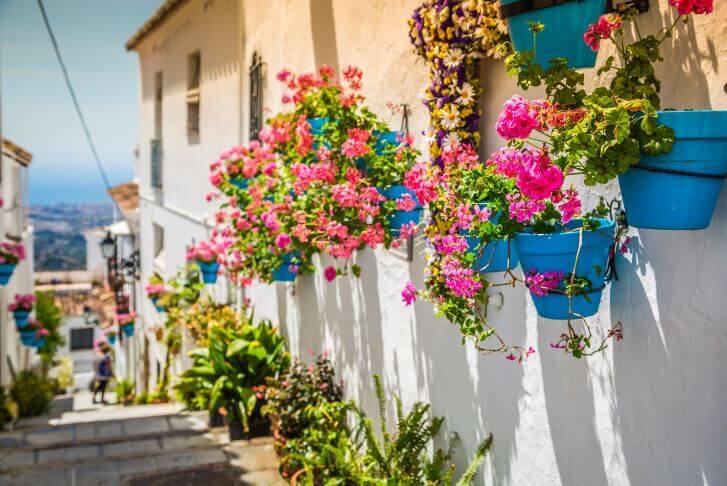 mijas - witte dorpen - spaanse droomhuizen - huis kopen spanje